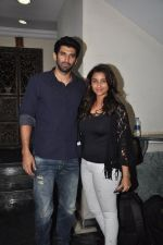 Parineeti Chopra, Aditya Roy Kapur at Bhansali_s party for Mary Kom completion in Bandra, Mumbai on 25th July 2014 (173)_53d3a0d050a12.JPG