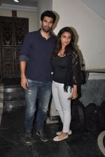 Parineeti Chopra, Aditya Roy Kapur at Bhansali