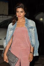 Priyanka Chopra at Bhansali_s party for Mary Kom completion in Bandra, Mumbai on 25th July 2014 (77)_53d3a0ecba195.JPG