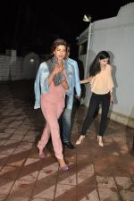 Priyanka Chopra at Bhansali_s party for Mary Kom completion in Bandra, Mumbai on 25th July 2014 (90)_53d3a0f81a649.JPG