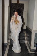 Rekha at Bhansali_s party for Mary Kom completion in Bandra, Mumbai on 25th July 2014 (190)_53d3a15e940dc.JPG