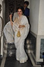 Rekha at Bhansali_s party for Mary Kom completion in Bandra, Mumbai on 25th July 2014 (191)_53d3a16005fa3.JPG