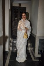 Rekha at Bhansali_s party for Mary Kom completion in Bandra, Mumbai on 25th July 2014 (194)_53d3a1623941e.JPG