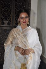 Rekha at Bhansali
