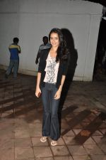 Shraddha Kapoor at Bhansali_s party for Mary Kom completion in Bandra, Mumbai on 25th July 2014 (22)_53d3a1f2cb8a1.JPG