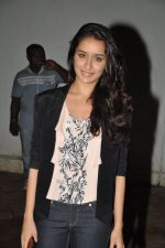 Shraddha Kapoor at Bhansali_s party for Mary Kom completion in Bandra, Mumbai on 25th July 2014 (23)_53d3a1f363cd7.JPG