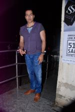 Sudhanshu Pandey snapped at PVR in juhu, Mumbai on 25th July 2014 (25)_53d3091da9ec0.JPG