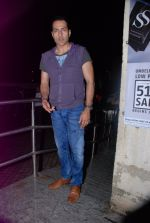 Sudhanshu Pandey snapped at PVR in juhu, Mumbai on 25th July 2014 (26)_53d3091e39ec8.JPG