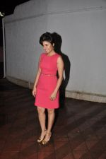Sunidhi Chauhan at Bhansali_s party for Mary Kom completion in Bandra, Mumbai on 25th July 2014 (114)_53d3a218f12c6.JPG