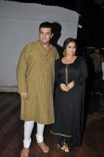 Vidya Balan, Siddharth Roy Kapur at Bhansali_s party for Mary Kom completion in Bandra, Mumbai on 25th July 2014 (125)_53d3a246ab8f8.JPG