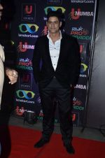 Mohit Raina at Pro Kabbadi Match in NSCI on 26th July 2014 (149)_53d463beeb9ab.JPG