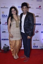 Raju Shrivastav at IIAA Awards in Filmcity, Mumbai on 27th July 2014 (75)_53d615af7b0d1.JPG