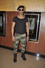 Aaran Chaudhary at Kamal Saldanah_s roar film launch in Mumbai on 31st July 2014 (57)_53db8b7943495.JPG