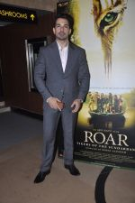 Abhinav Shukla at Kamal Saldanah_s roar film launch in Mumbai on 31st July 2014 (10)_53db8c270a9df.JPG