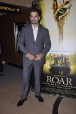 Abhinav Shukla at Kamal Saldanah_s roar film launch in Mumbai on 31st July 2014 (8)_53db8bd98b073.JPG