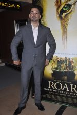 Abhinav Shukla at Kamal Saldanah_s roar film launch in Mumbai on 31st July 2014 (9)_53db8bdb1d43a.JPG