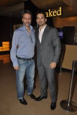 Anil Thadani, Abhinav Shukla at Kamal Saldanah_s roar film launch in Mumbai on 31st July 2014 (18)_53db8be07bd04.JPG