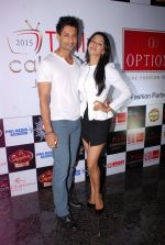Barkha Bisht, Indraneil Sengupta at Telly House calendar launch in Mumbai on 31st July 2014 (51)_53db8087e1e95.JPG