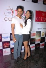 Barkha Bisht, Indraneil Sengupta at Telly House calendar launch in Mumbai on 31st July 2014 (53)_53db8089515b3.JPG