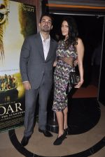 Himarsha V, Abhinav Shukla at Kamal Saldanah_s roar film launch in Mumbai on 31st July 2014 (10)_53db8d4f0b47c.JPG