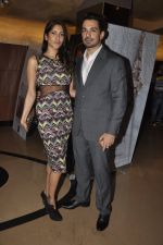 Himarsha V, Abhinav Shukla at Kamal Saldanah_s roar film launch in Mumbai on 31st July 2014 (11)_53db8be1ca3a6.JPG