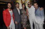 Himarsha V, Abhinav Shukla, Ali Quli at Kamal Saldanah_s roar film launch in Mumbai on 31st July 2014 (15)_53db8d507248d.JPG