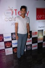 Indraneil Sengupta at Telly House calendar launch in Mumbai on 31st July 2014 (58)_53db808c760f4.JPG