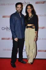 Luv Sinha at Absolut Elyx & Anushka Rajan_s fashion preview in Mumbai on 31st July 2014 (169)_53db8a6037ad7.JPG