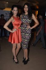 Naura Fatehi, Himarsha V at Kamal Saldanah_s roar film launch in Mumbai on 31st July 2014 (77)_53db8d972c76c.JPG