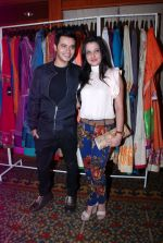 Aditya Singh Rajput, Amy Billimoria at Jinna affordable fashion launch in J W Marriott, Mumbai on 1st Aug 2014 (125)_53dcc3e40621f.JPG
