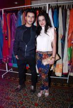Aditya Singh Rajput, Amy Billimoria at Jinna affordable fashion launch in J W Marriott, Mumbai on 1st Aug 2014 (127)_53dcc3e57ef7a.JPG