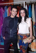 Aditya Singh Rajput, Amy Billimoria at Jinna affordable fashion launch in J W Marriott, Mumbai on 1st Aug 2014 (130)_53dcc3e6eab08.JPG