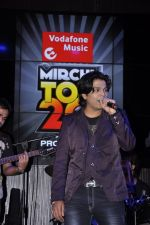 Ankit Tiwari at Mirchi Top 20 Awards in Hard Rock Cafe, Mumbai on 1st Aug 2014 (61)_53dccec0d180e.JPG