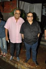 Rajkumar Santoshi, Boney Kapoor at Sridevi_s sister Srilatha_s bday in Olive on 1st Aug 2014 (48)_53dcce26c8d22.JPG