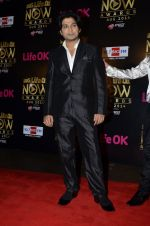 Ankit Tiwari at Life Ok Now Awards in Mumbai on 3rd Aug 2014 (508)_53df42ba69a86.JPG