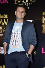 Jai Kalra at Life Ok Now Awards in Mumbai on 3rd Aug 2014 (611)_53df44dfeed36.JPG