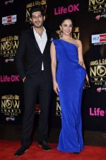 Mohit Marwah, Kiara Advani at Life Ok Now Awards in Mumbai on 3rd Aug 2014 (223)_53df45802dfe0.JPG