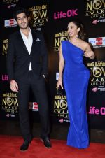Mohit Marwah, Kiara Advani at Life Ok Now Awards in Mumbai on 3rd Aug 2014 (225)_53df45826aa16.JPG