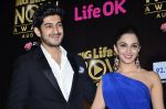 Mohit Marwah, Kiara Advani at Life Ok Now Awards in Mumbai on 3rd Aug 2014 (228)_53df4583d2c34.JPG