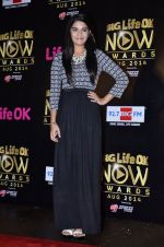 Pooja Gaur at Life Ok Now Awards in Mumbai on 3rd Aug 2014 (22)_53df46ebee204.JPG