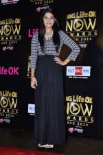 Pooja Gaur at Life Ok Now Awards in Mumbai on 3rd Aug 2014 (23)_53df46ee5a1ef.JPG