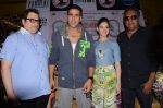 Akshay Kumar, Tamannaah Bhatia, Prakash Raj, Ramesh Taurani at the promotion of movie It_s entertainment in south on 4th Aug 2014 (116)_53e1c66123644.jpg