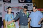 Akshay Kumar, Tamannaah Bhatia, Ramesh Taurani at the promotion of movie It_s entertainment in south on 4th Aug 2014 (161)_53e1c665cfd8e.jpg