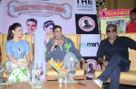 Akshay Kumar, Prakash Raj at the promotion of movie It_s entertainment in south on 4th Aug 2014 (172)_53e1c633b9723.jpg