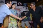 Akshay Kumar, Tamannaah Bhatia, Prakash Raj at the promotion of movie It_s entertainment in south on 4th Aug 2014 (171)_53e1c636d4a1b.jpg