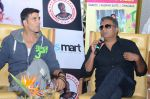 Akshay Kumar, Tamannaah Bhatia, Prakash Raj at the promotion of movie It_s entertainment in south on 4th Aug 2014 (178)_53e1c63b86513.jpg