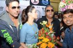 Akshay Kumar, Tamannaah Bhatia, Prakash Raj at the promotion of movie It_s entertainment in south on 4th Aug 2014 (182)_53e1c63eaf058.jpg