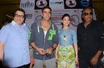 Akshay Kumar, Tamannaah Bhatia, Prakash Raj, Ramesh Taurani at the promotion of movie It_s entertainment in south on 4th Aug 2014 (117)_53e1c64040e16.jpg