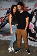 Amrit Maghera, Saahil Prem at Mad about dance promotions in Mehboob on 5th Aug 2014 (104)_53e2268ae45fc.JPG
