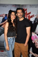 Amrit Maghera, Saahil Prem at Mad about dance promotions in Mehboob on 5th Aug 2014 (108)_53e2268e44395.JPG